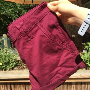 jcpenney Shorts - Super soft low rise midi shorts!